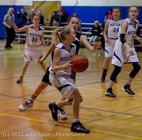 2118 McM Girls Varsity Basketball v Klahowya 031215