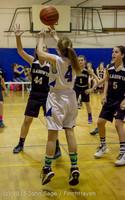 2301 McM Girls Varsity Basketball v Klahowya 031215