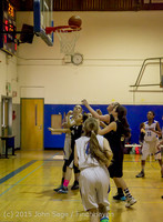 2315 McM Girls Varsity Basketball v Klahowya 031215