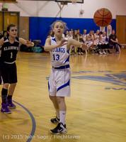2456 McM Girls Varsity Basketball v Klahowya 031215