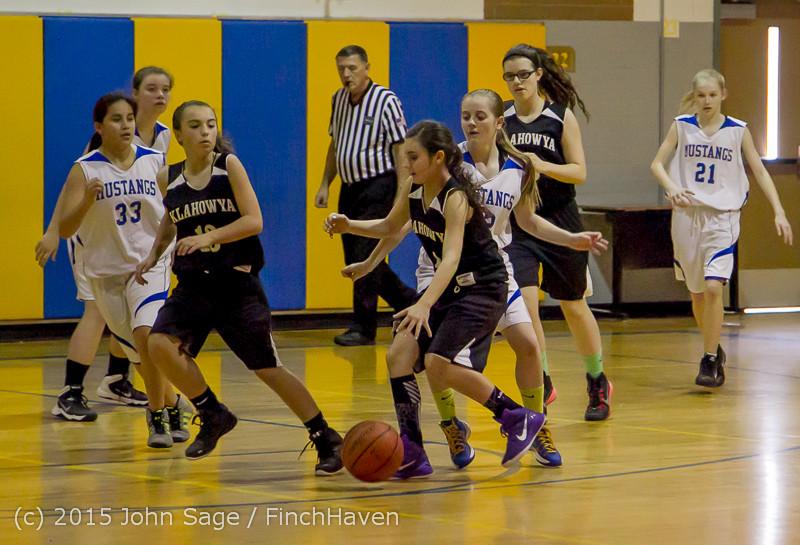 2630 McM Girls Varsity Basketball v Klahowya 031215