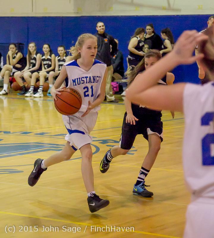 2645 McM Girls Varsity Basketball v Klahowya 031215