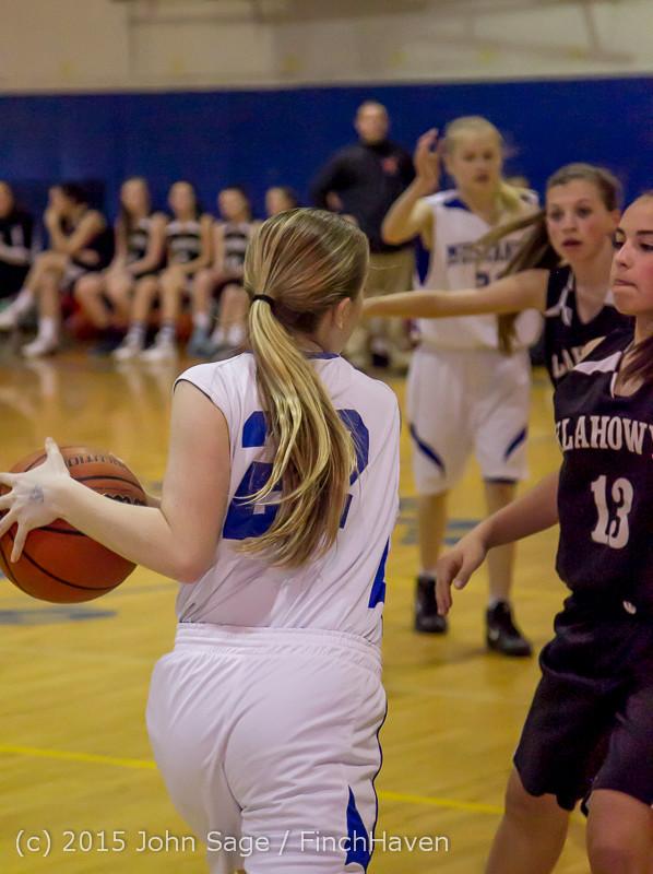 2656 McM Girls Varsity Basketball v Klahowya 031215
