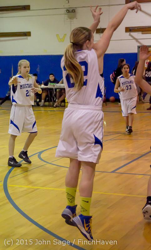 2669 McM Girls Varsity Basketball v Klahowya 031215