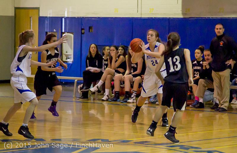 2676 McM Girls Varsity Basketball v Klahowya 031215