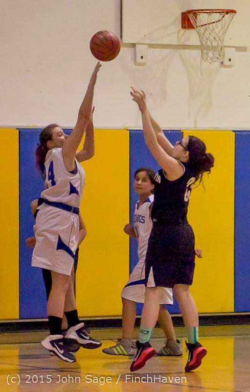 2694 McM Girls Varsity Basketball v Klahowya 031215
