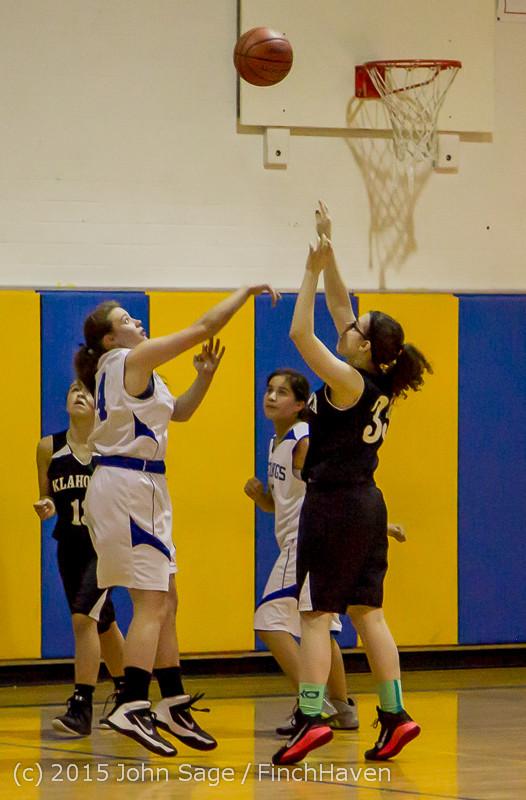 2695 McM Girls Varsity Basketball v Klahowya 031215