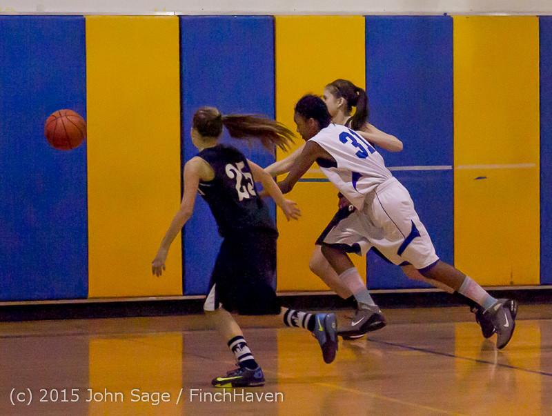 2721 McM Girls Varsity Basketball v Klahowya 031215