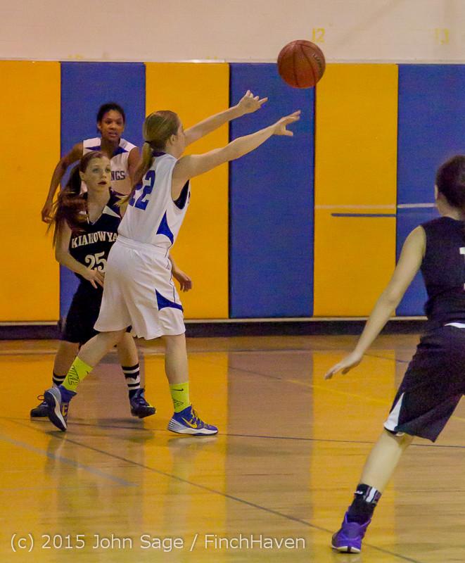2729 McM Girls Varsity Basketball v Klahowya 031215
