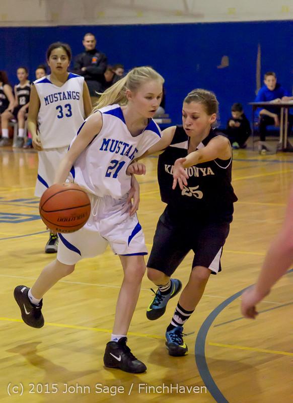 2740 McM Girls Varsity Basketball v Klahowya 031215