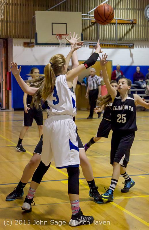 3009 McM Girls Varsity Basketball v Klahowya 031215