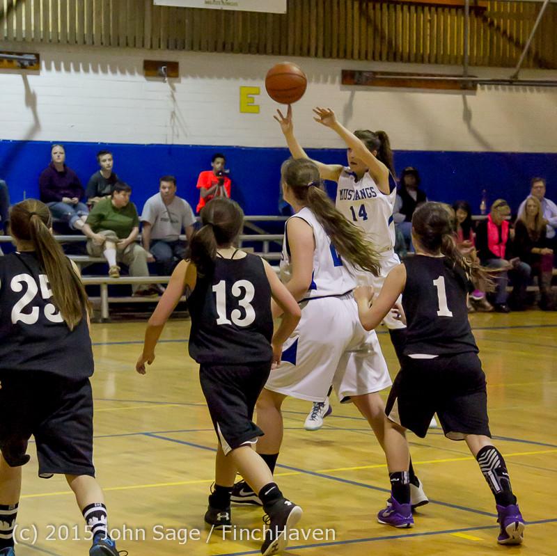 3020 McM Girls Varsity Basketball v Klahowya 031215