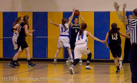 3031 McM Girls Varsity Basketball v Klahowya 031215