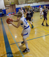 3055 McM Girls Varsity Basketball v Klahowya 031215