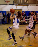 3103 McM Girls Varsity Basketball v Klahowya 031215