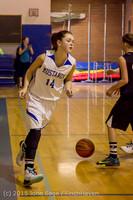 3117 McM Girls Varsity Basketball v Klahowya 031215