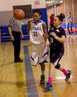 3410 McM Girls Varsity Basketball v Klahowya 031215