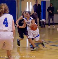 3551 McM Girls Varsity Basketball v Klahowya 031215