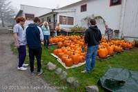 8470 VHS Football guts pumpkins 101913