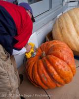 8490 VHS Football guts pumpkins 101913