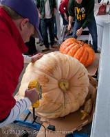 8496 VHS Football guts pumpkins 101913