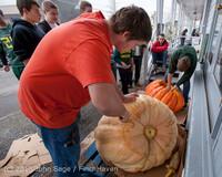 8515 VHS Football guts pumpkins 101913