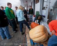 8533 VHS Football guts pumpkins 101913
