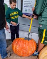 8544 VHS Football guts pumpkins 101913