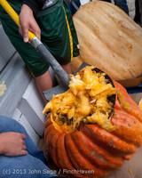 8608 VHS Football guts pumpkins 101913