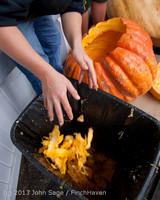 8618 VHS Football guts pumpkins 101913