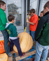 8655 VHS Football guts pumpkins 101913