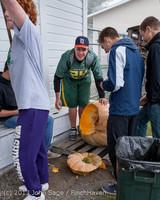 8705 VHS Football guts pumpkins 101913