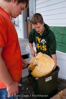 8753 VHS Football guts pumpkins 101913