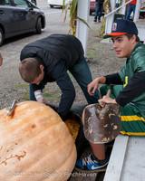 8796 VHS Football guts pumpkins 101913
