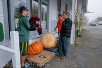 8871 VHS Football guts pumpkins 101913