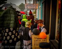 8090 Halloween on Vashon Island 2015