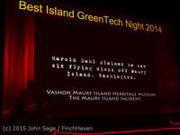 19414 Oscar Night on Vashon Island 2015 022215