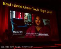 19417 Oscar Night on Vashon Island 2015 022215