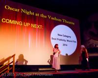 19866 Oscar Night on Vashon Island 2015 022215