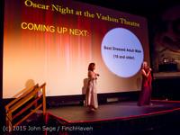 20008 Oscar Night on Vashon Island 2015 022215