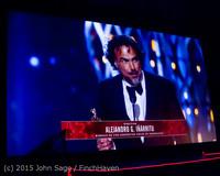 20970 Oscar Night on Vashon Island 2015 022215
