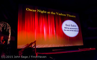 20975 Oscar Night on Vashon Island 2015 022215