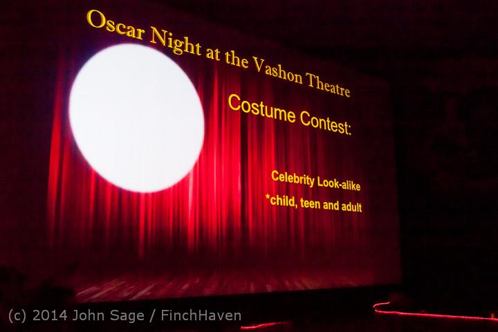 4400 Oscar Night on Vashon 2014 030214