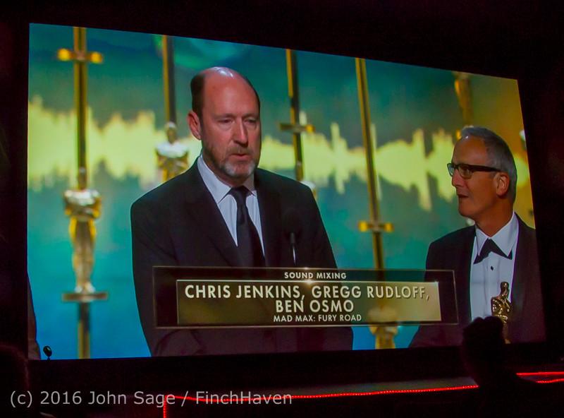 8501 Oscar Night on Vashon Island 2016 022816