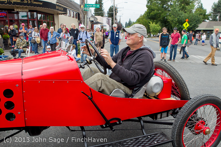 18993 Tom Stewart Car Parade and Show 2013 072113