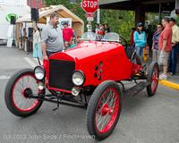 18995 Tom Stewart Car Parade and Show 2013 072113