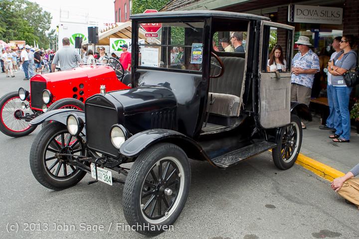 18996 Tom Stewart Car Parade and Show 2013 072113