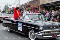 18998 Tom Stewart Car Parade and Show 2013 072113