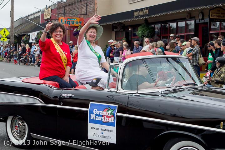 19000 Tom Stewart Car Parade and Show 2013 072113