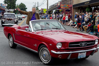 19003 Tom Stewart Car Parade and Show 2013 072113